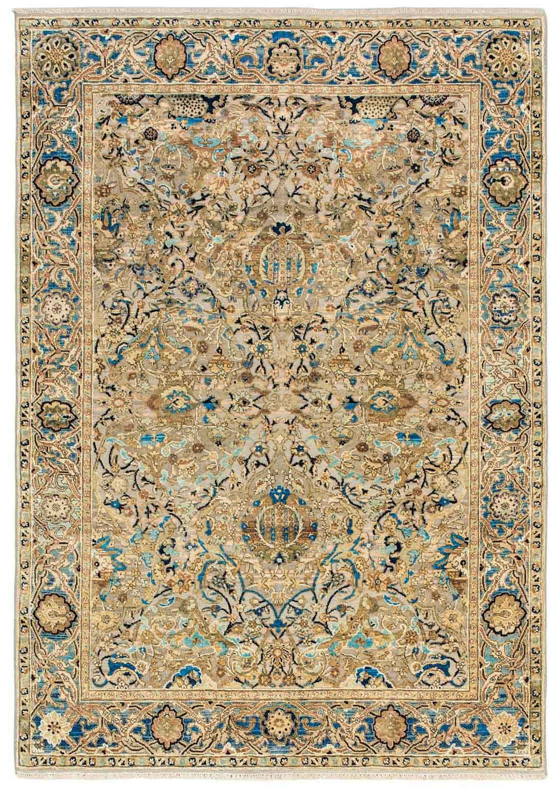 Polonaise No 01 Rug By Knots Rugs