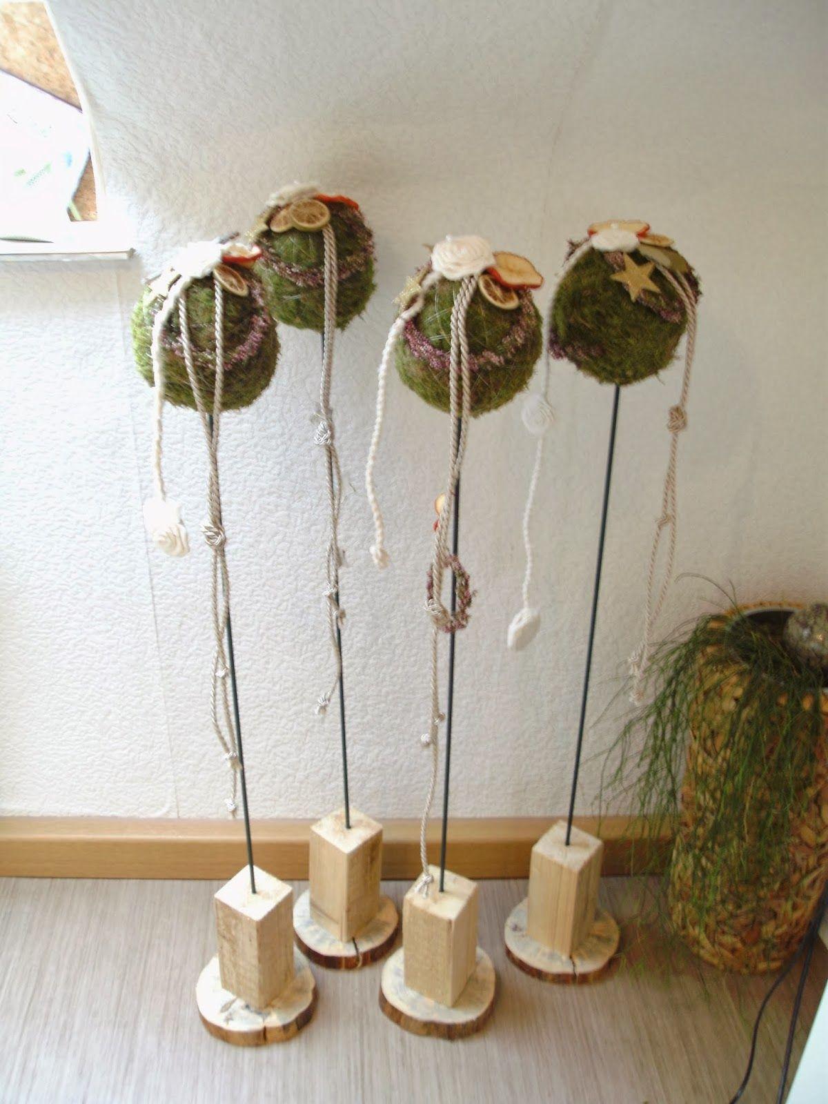 sandra s bastelzimmer verr ckt und ausgestanzt adventsbasar floristik pinterest. Black Bedroom Furniture Sets. Home Design Ideas