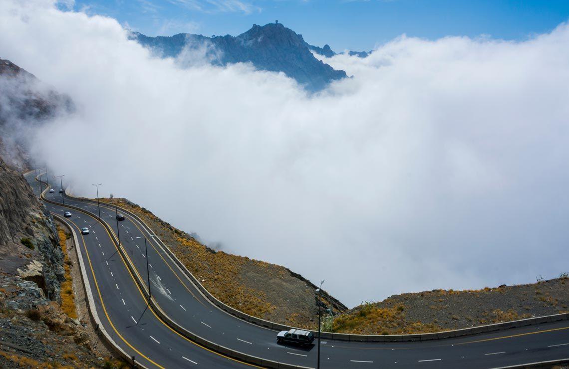Image result for Al-Hada road