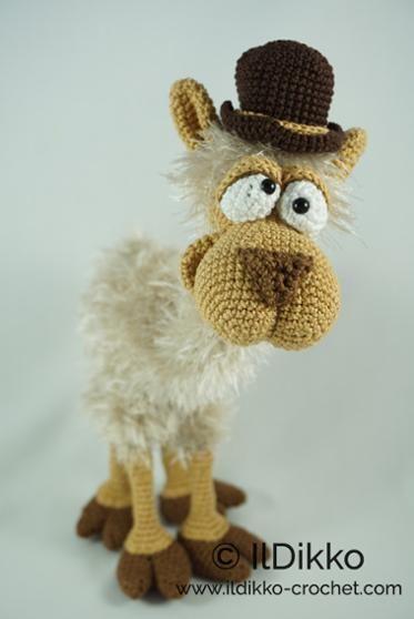 Herbert the Horse - Amigurumi Pattern | Craftsy