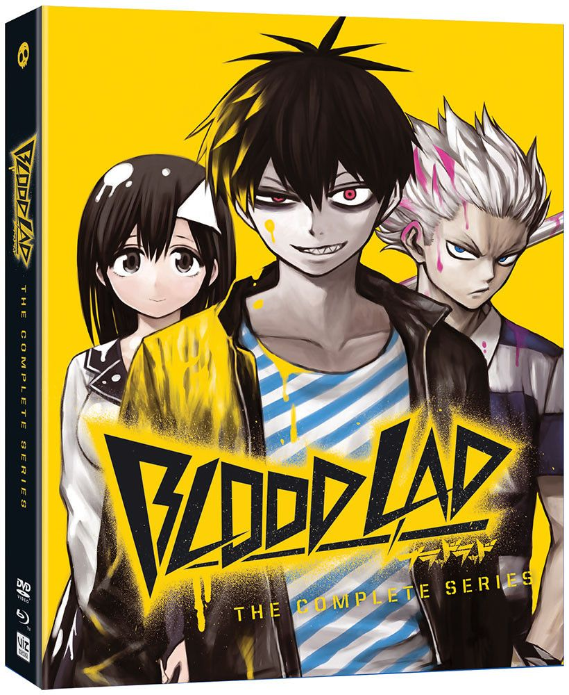 Pin on blood lad