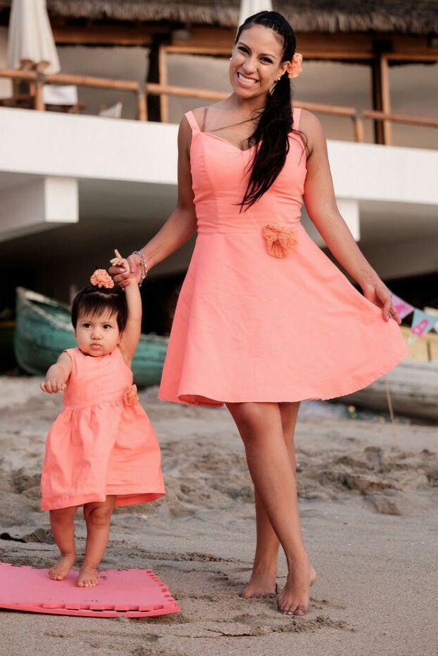 Mama e Hija bellisimas | ideas Marti | Pinterest | Hijos, Disenos y ...
