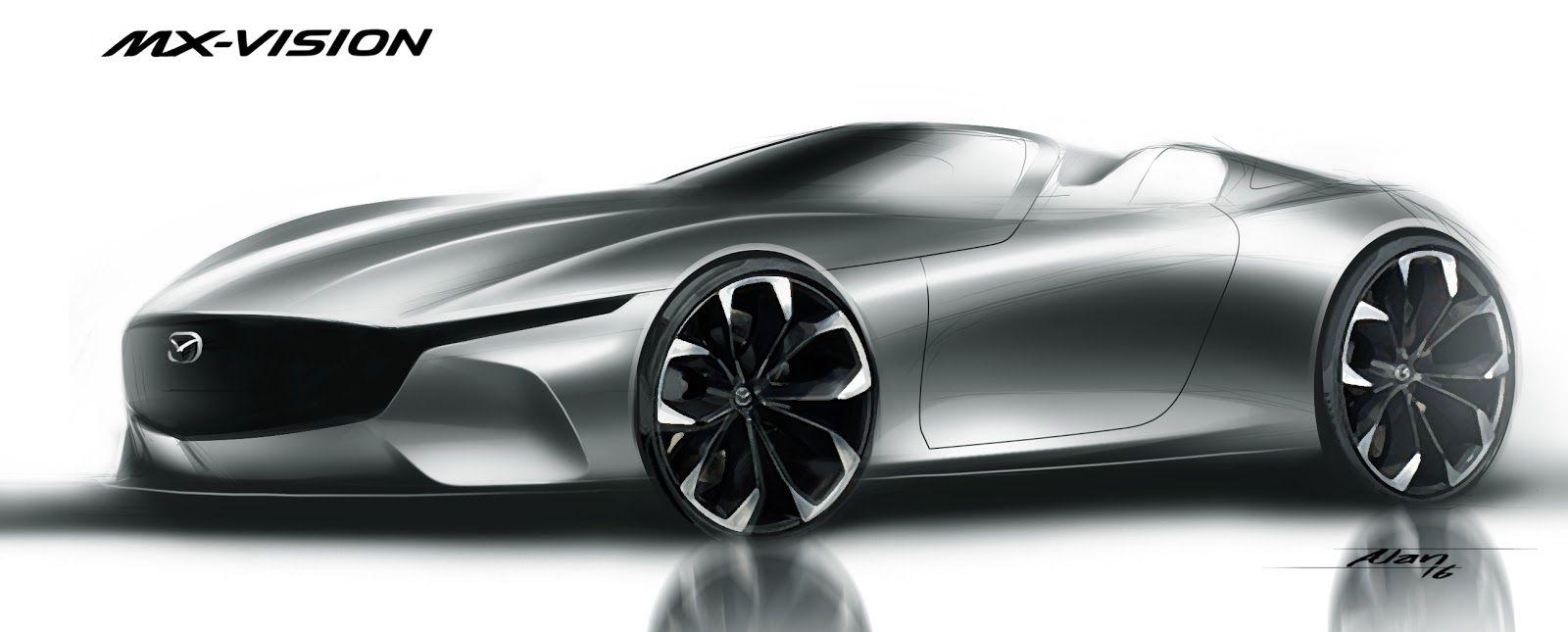 Alan derosier transportation design vehicle sketches pinterest dessin voiture voiture - Croquis voiture ...