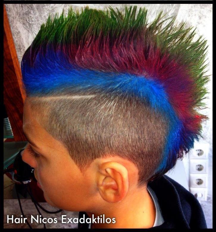 Hair By Nikos Exadaktilos Http Www Haircut Gr Nexthc Salon Asp Sl 10 Greek Hair Artistic Hair Crazy Hair