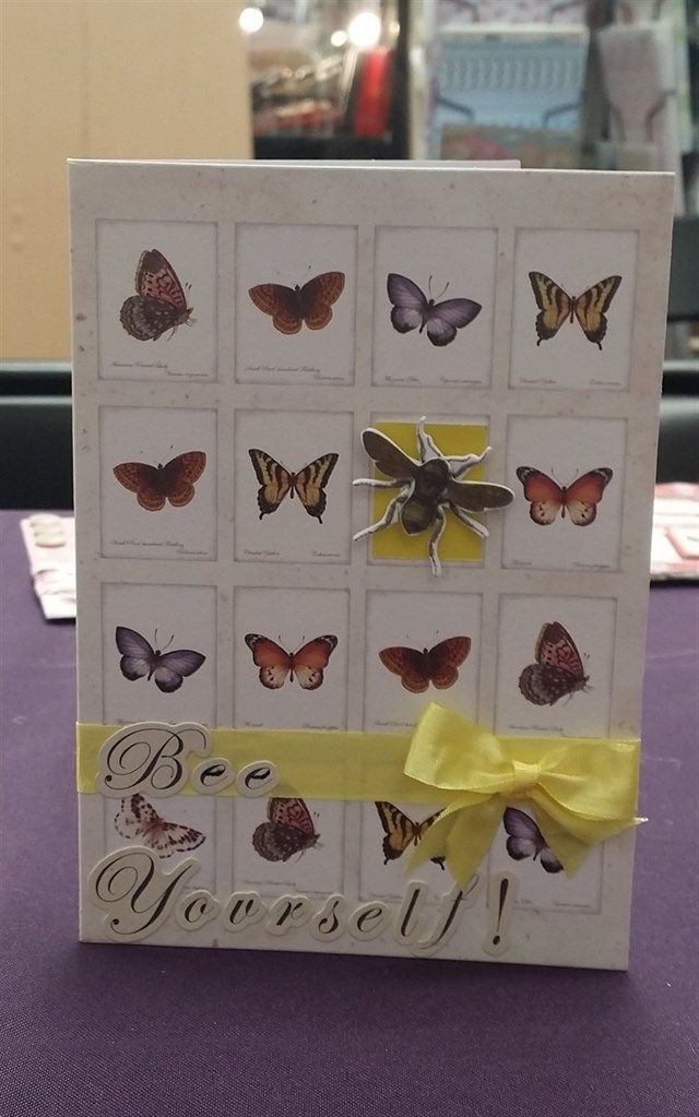 Bee Yourself | docrafts.com