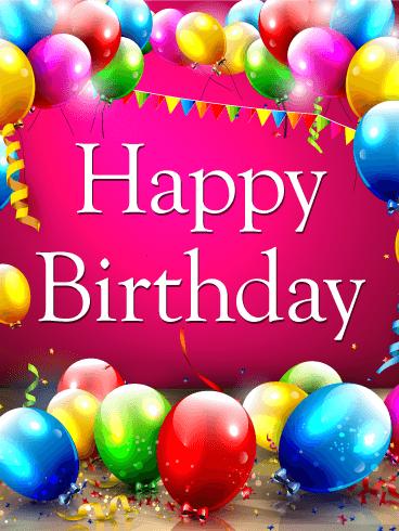 Newly Added Birthday Cards Birthday Greeting Cards By Davia Free Ecards Happy Birthday Cards Happy Birthday Celebration Birthday Greetings