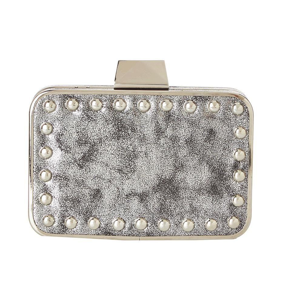 Franchi Handbags Women S La Sera Tia Antique Metallic Minaure Clutch Prom