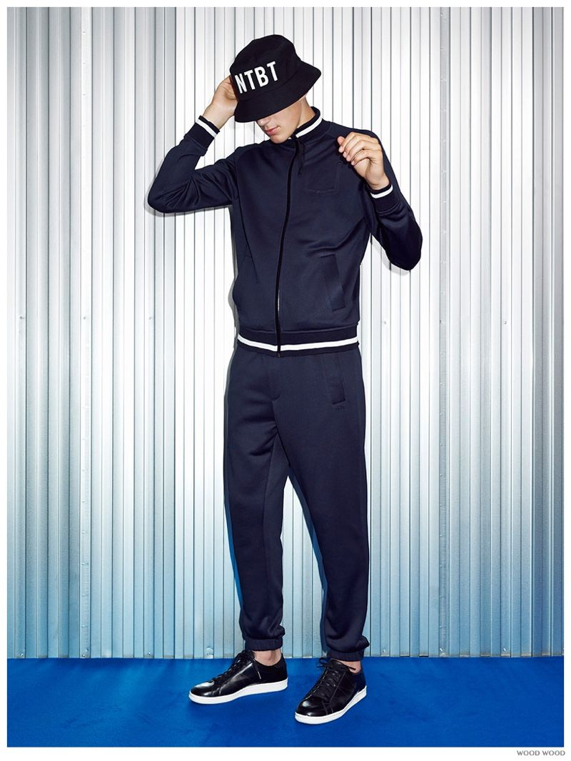 Wood Wood Embraces Campus Life for Class of Now Spring/Summer 2015 Collection image Wood Wood Spring Summer 2015 Mens Collection 004