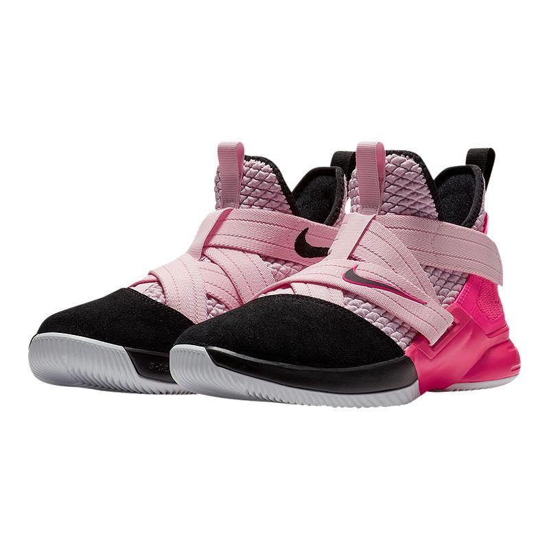 Nike Boys' Lebron Soldier XII Grade