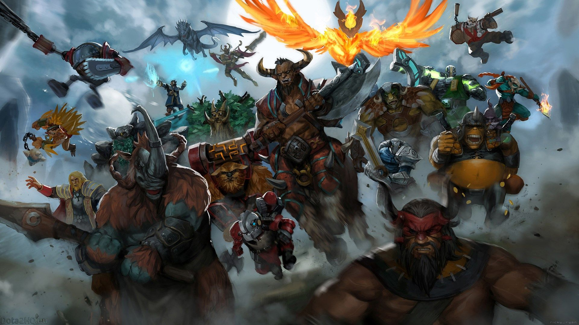 1920x1080 Alchemist Dota 2 Background Dota 2 Wallpaper Dota2 Heroes Dota 2