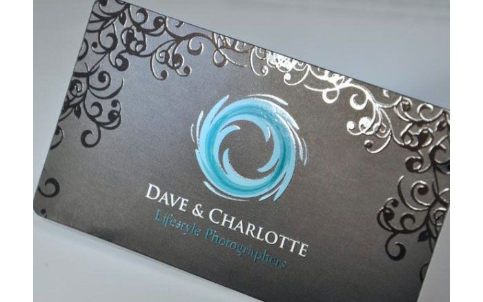Quality Spot UV Business Cards are available in all custom shapes ...