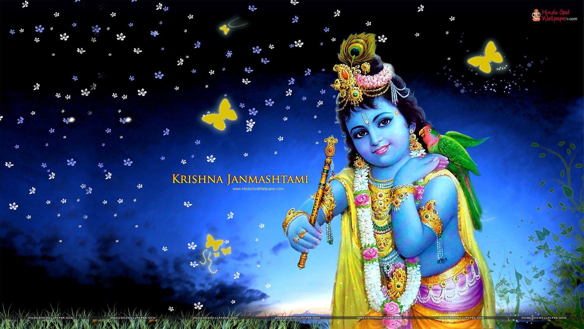 Wallpaper download janmashtami - Krishna Janmashtami Hd Wallpaper Download