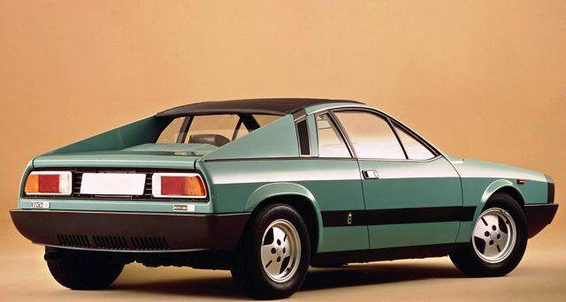 Lancia Beta Montecarlo 1974
