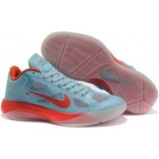 hot sale online 11ac9 438b5 New nike zoom hyperfuse xdr low 2011 all star blue orange shoes