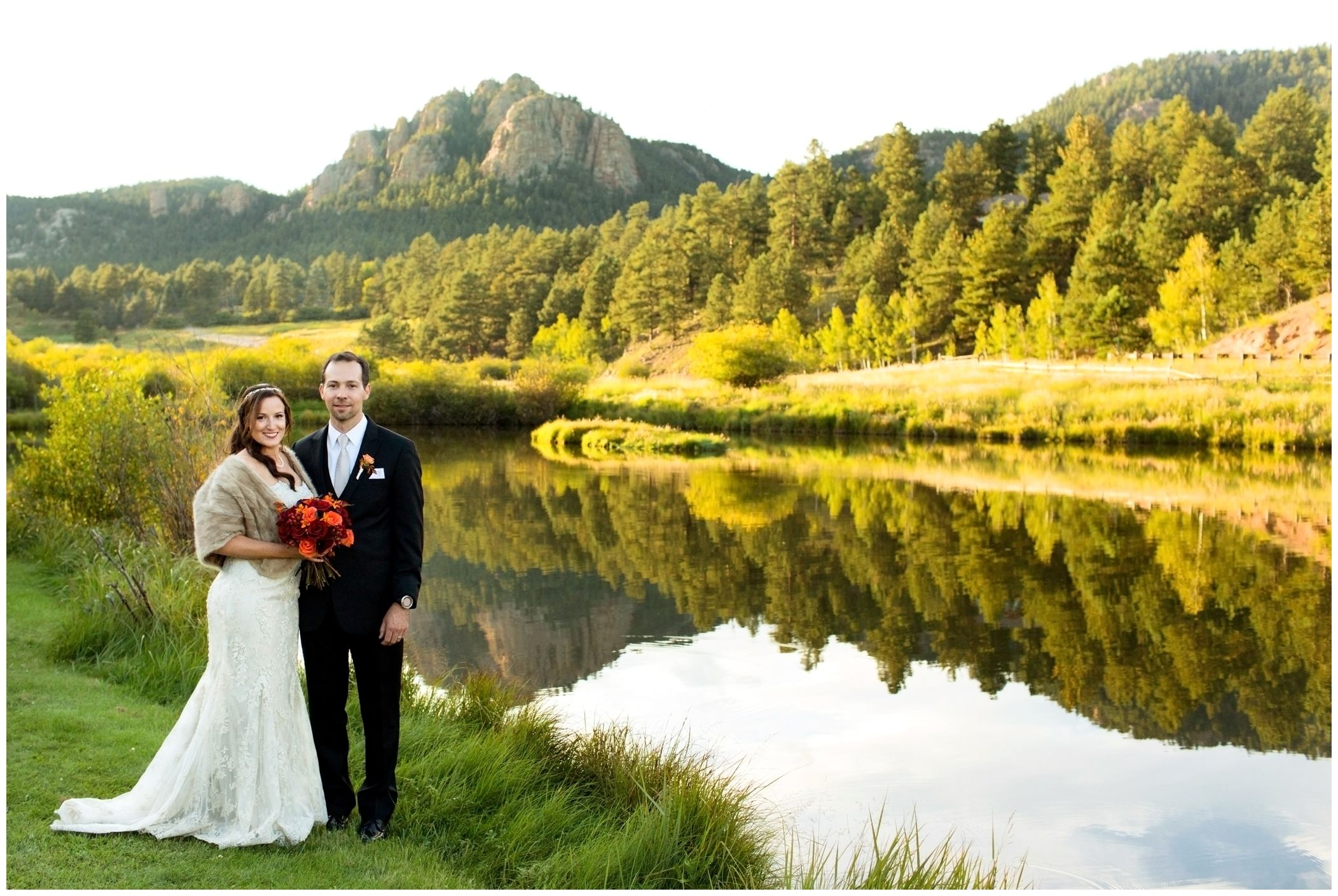 Lower Lake Ranch Wedding Colorado wedding venues