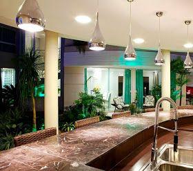 Construindo Minha Casa Clean: Decoração Moderna com Varanda Gourmet e Paisagismo Zen!