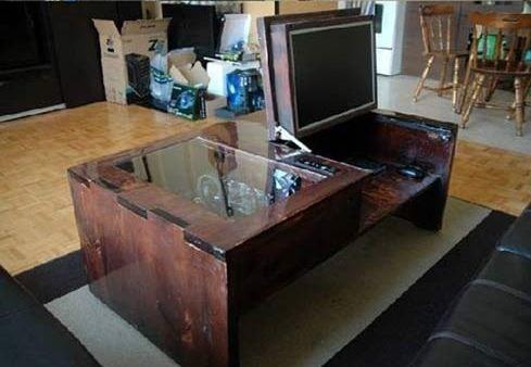 Table Basse Pour Ordinateur Portable Recherche Google Table Basse Table Table Basse Rangement