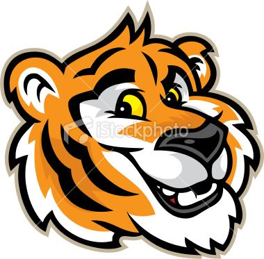 This Tiger Mascot is great for any school mascot  It also