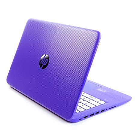 "HP Stream 14"" HD Intel 32GB eMMC Windows 10 Laptop"