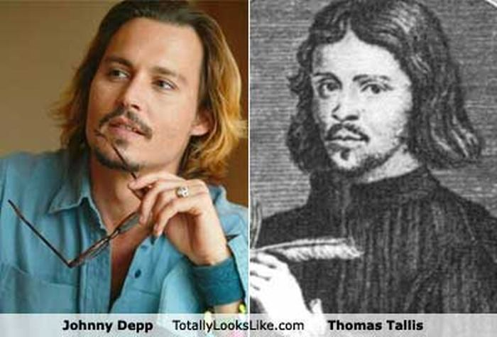 Johnny Depp | Time Traveling Celebrity Vampires ...