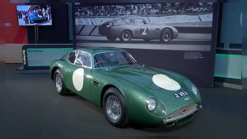 Britain\'s most expensive car up for auction | Automotive | Pinterest ...