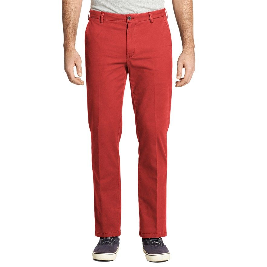 dc709176339386 Men's IZOD Sportswear Saltwater Stretch Straight-Fit Chino Pants ...