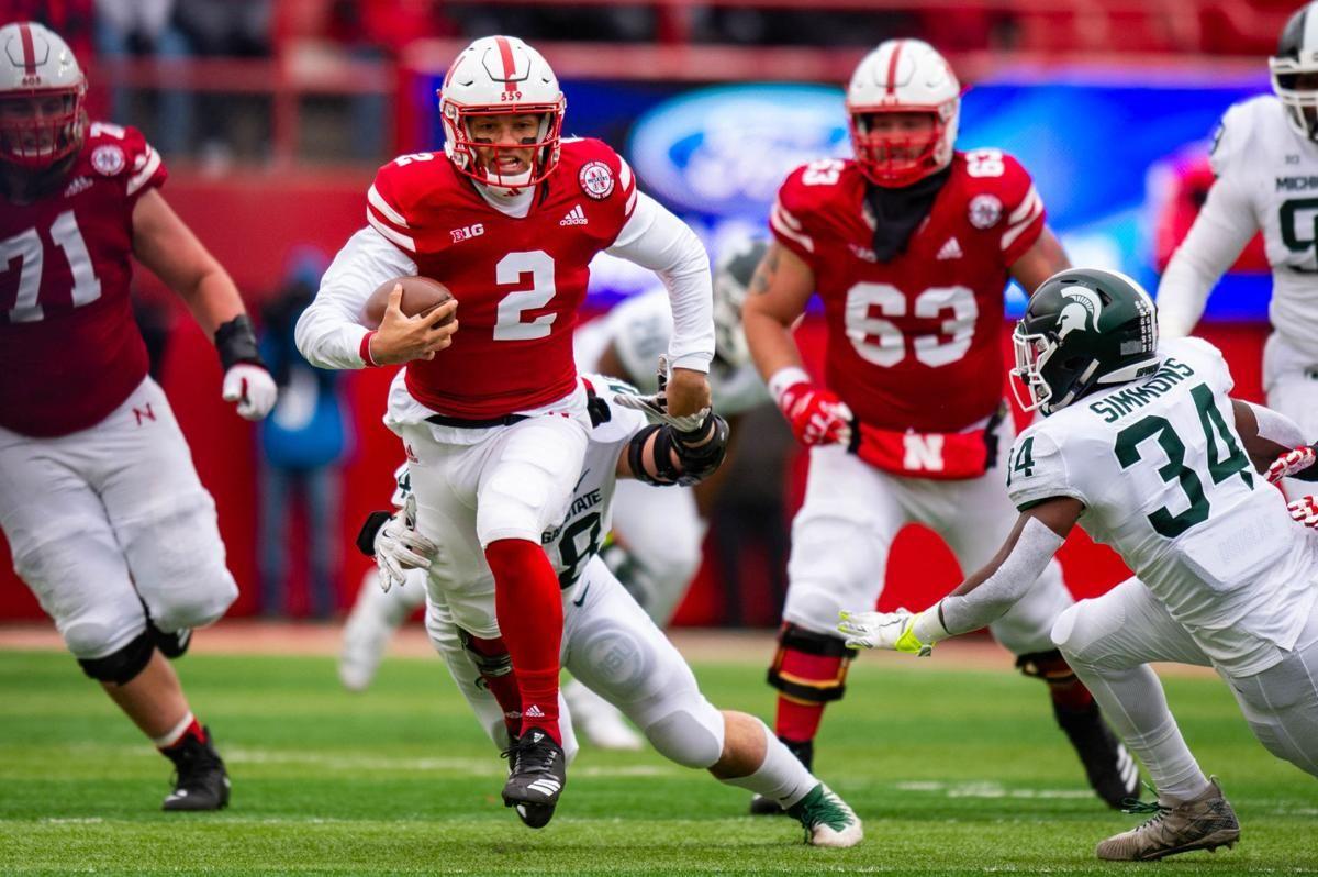 9 Nebraska 4 7 3 5 Nebraska Football Football Spring Football