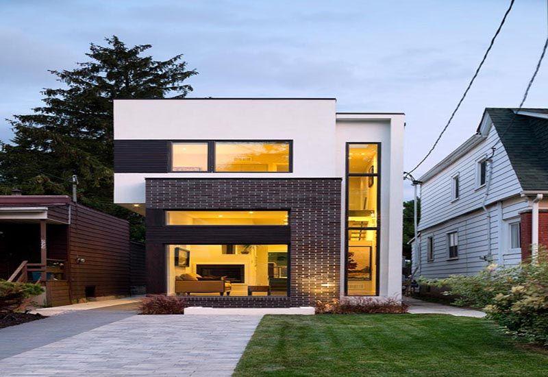 Gu a casas modulares 2 plantas precios lujo arquitecto for Diseno de casas modernas de 2 plantas