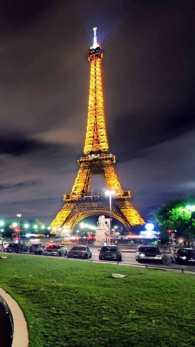 эйфелева башня фото ночью для телефона общение сотрудничество