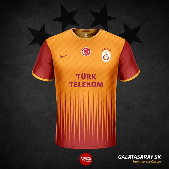 best service dc503 15855 Emre Baykal's Galatasaray Home Kit features a controversial ...