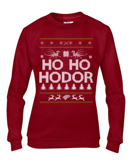 Ugly Sweater Contest, Game Of Thrones, Hodor, Ugly Christmas ...