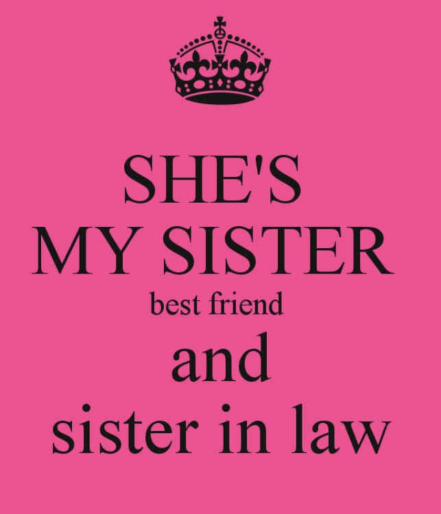 Happy Sister And Brothers Day: Sister In Law Quotes On The National Sisters Day 2016