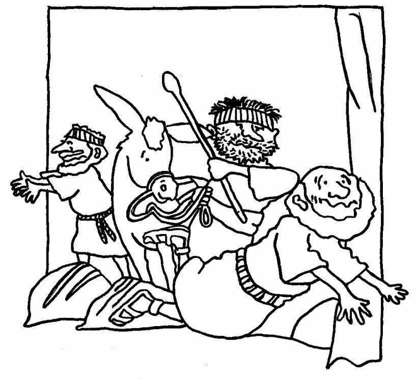 Good Samaritan Coloring Page Awesome 1000 Images About ...