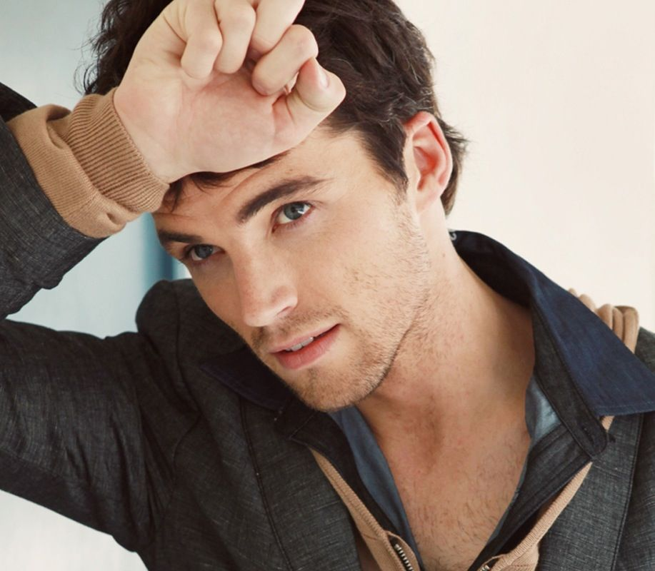 Ezra Fitz is one beautiful man!