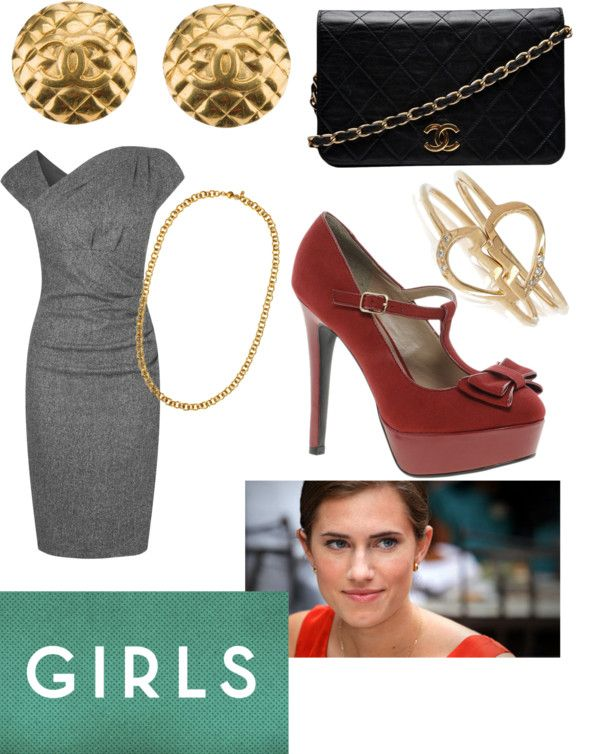 """""""Marlee of Girls"""" by wilmadanger on Polyvore"""
