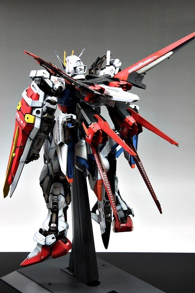 GUNDAM GUY: PG 1/60 Aile Strike Gundam 30th Anniversary