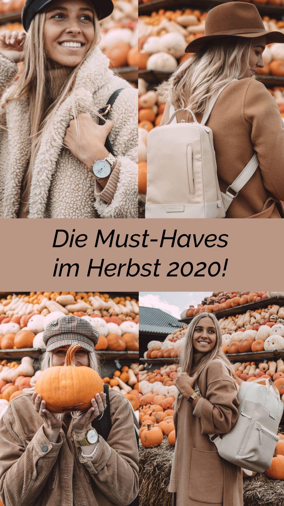 Perfekt für dein Herbst-Outfit 🎃🍂