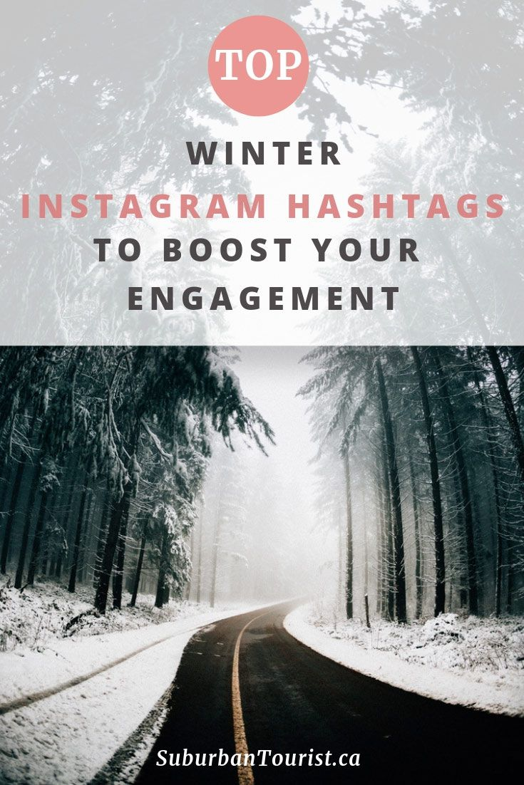 Top Winter Hashtags For Instagram That Boost Engagement The top winter hashtags for Instagram to use to boost your visibility  winter hashtags  winter hashtags for Instag...