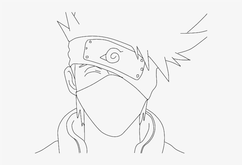 Pin By Miranda Gallegos On Anime Naruto Drawings Easy Kakashi Drawing Easy Drawings