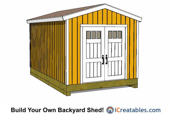 10x16 Shed Plans Diy Shed Designs Backyard Lean To Gambrel Shed Design Storage Shed Plans 10x12 Shed Plans