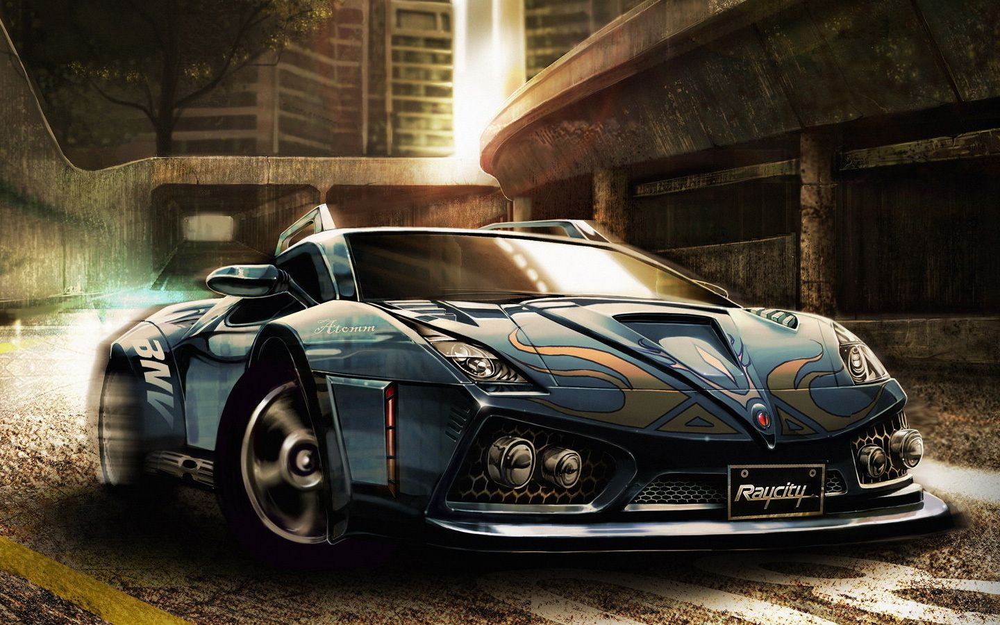 Cool Car Background Wallpapers Wallpapers Backgrounds Images
