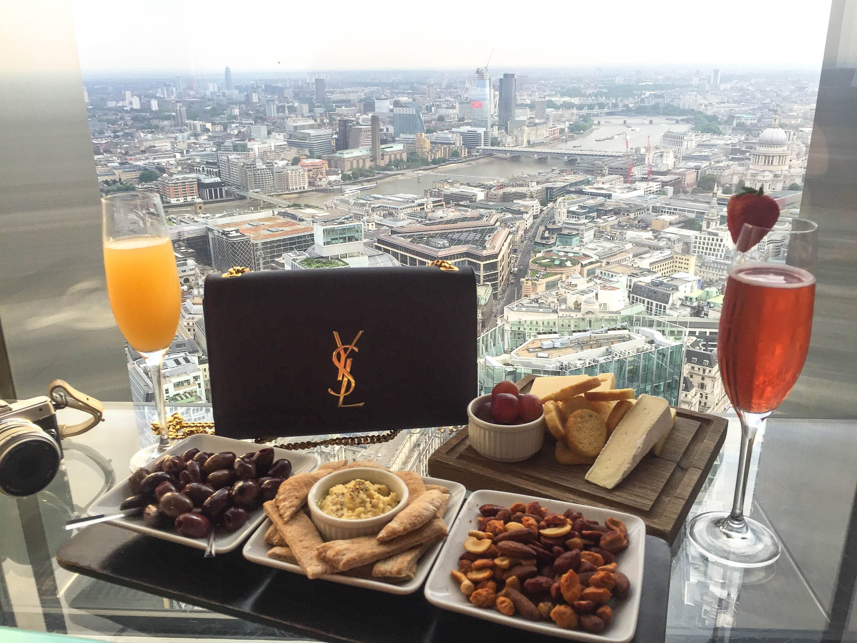 Cocktails With the Best London Views | London view, London ...