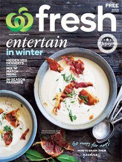 Fresh Magazine Woolworths Food Magazine Woolworths Fresh Magazine Food