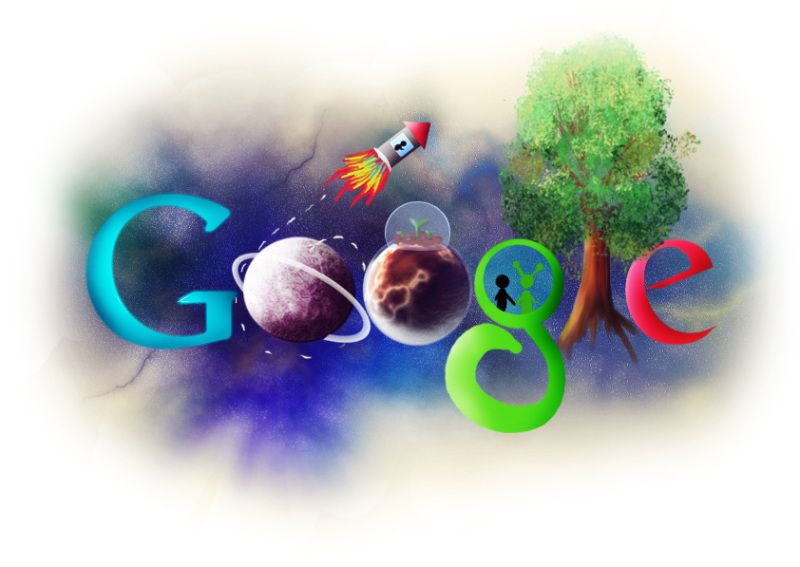 Cool Apple Related Pics Google Search: Doodle For Google - Google Search