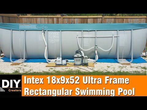 trouble free pools intex ultra pools - Bing Videos | DECKS/POOL ...