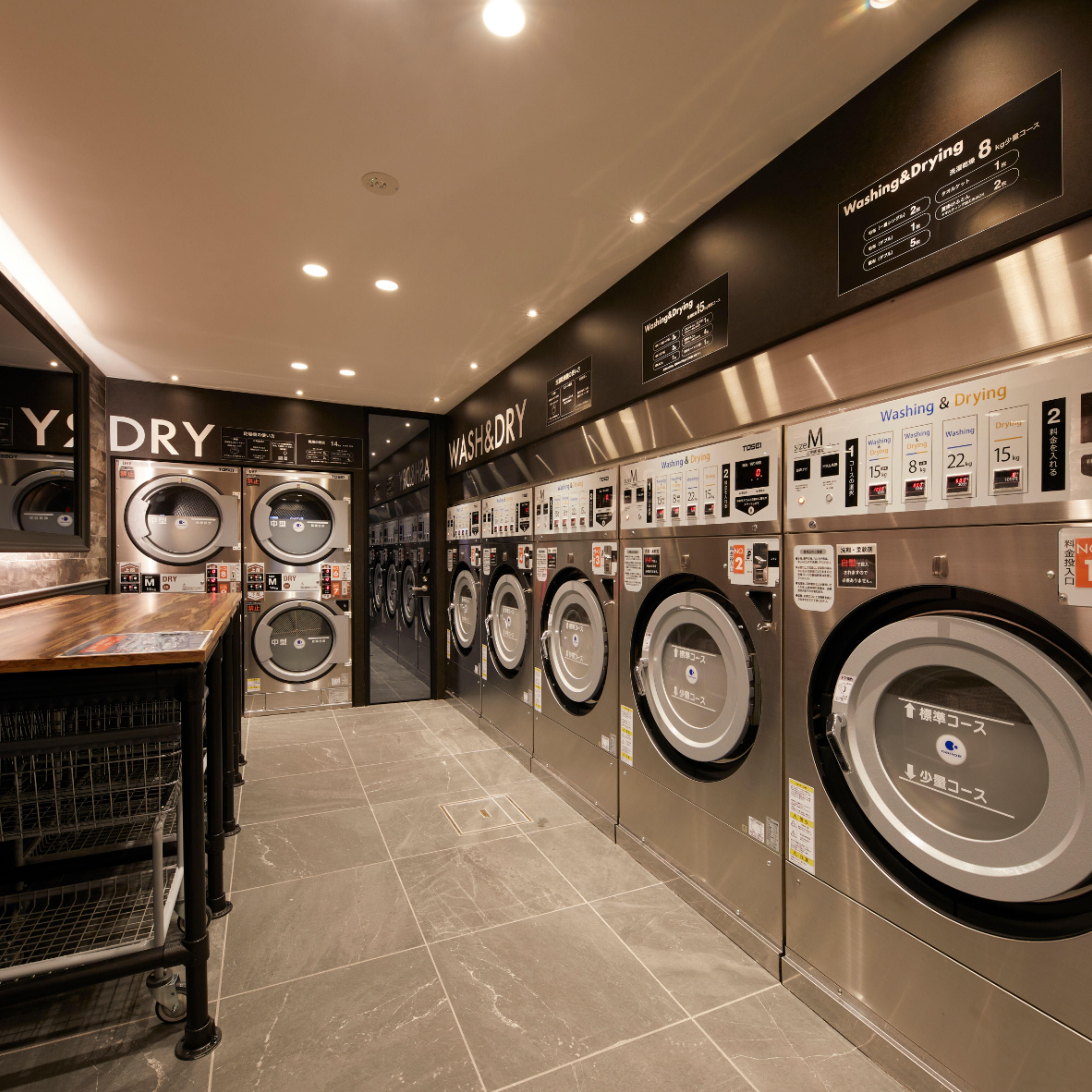 ボード コインランドリー デザイン Laundromat Design のピン