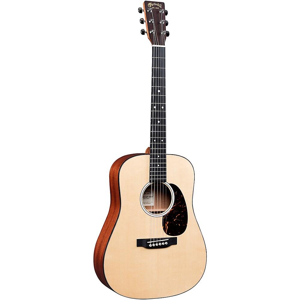 Martin Djr 10e Sitka Top Dreadnought Junior Acoustic Electric Guitar In 2020 Acoustic Electric Guitar Acoustic Electric Guitar