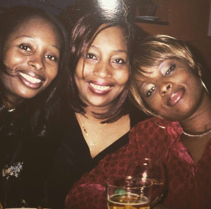 Mary J w/sister and mom | MJB- The Queen of Hip Hip Soul! | Mary j