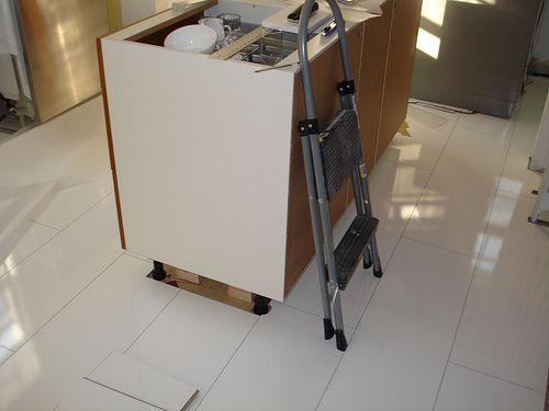 Ikea Markland High Gloss White Laminate Flooring Kate Spade Design