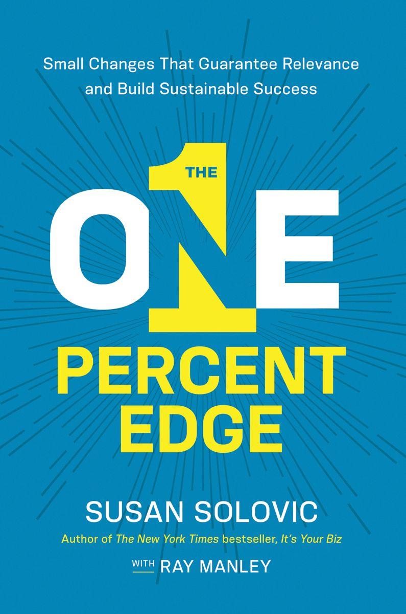 The One Percent Edge Good New Books One Percent Book Club Snacks